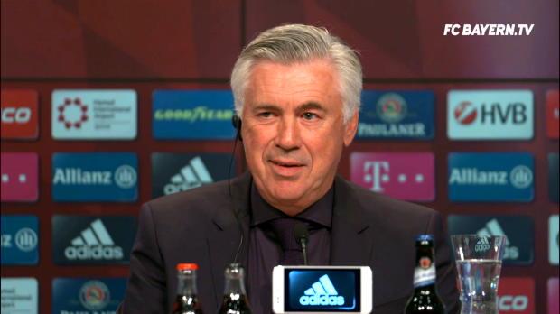 """Ancelotti: """"Feiere Tore nicht mit Spielern"""""""