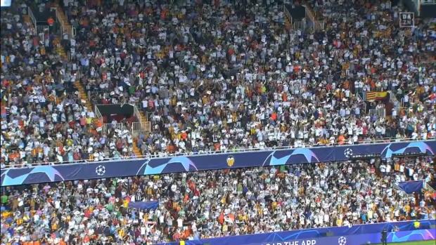 UEFA Champions League: Valencia - Juventus   DAZN Highlights
