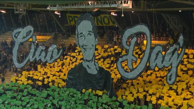 "Emotionaler Abschied: Nantes sagt ""Adieu, Dag"""