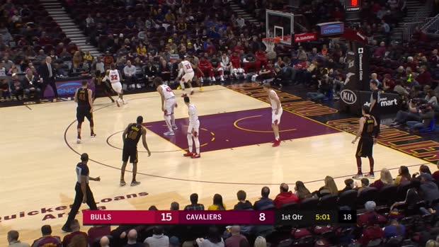 GAME RECAP: Bulls 104, Cavaliers 88