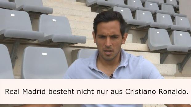 "Santa Cruz: ""Real ist nicht nur Ronaldo"""