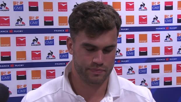 """Rugby : XV de France - Penaud - """"Une partie complète et maîtrisée"""""""
