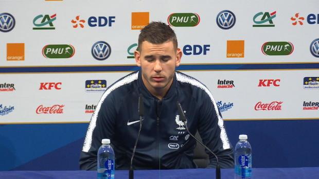 Hernandez sicher: DFB-Team wird Reaktion zeigen