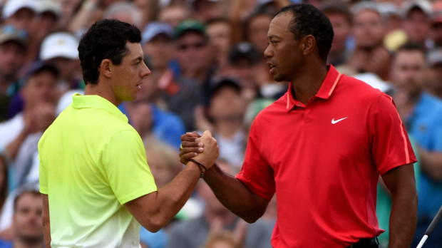 McIlroy dreams of facing fully fit Woods
