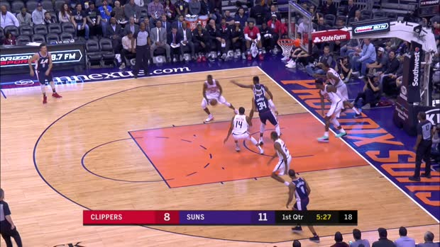 GAME RECAP: Clippers 123, Suns 119
