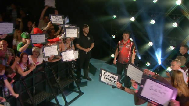 World Matchplay: Finale