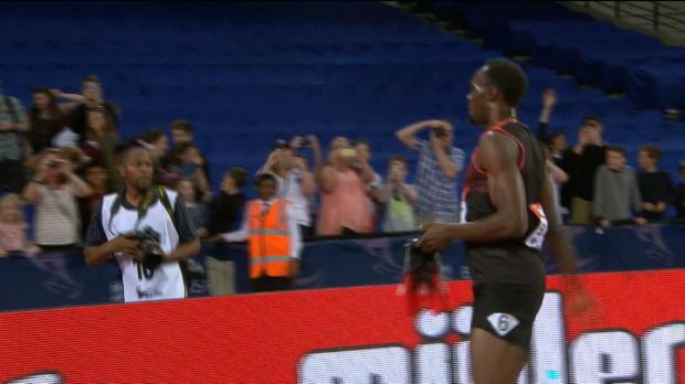 Diamond League: Bolt sorgt für Freudentränen