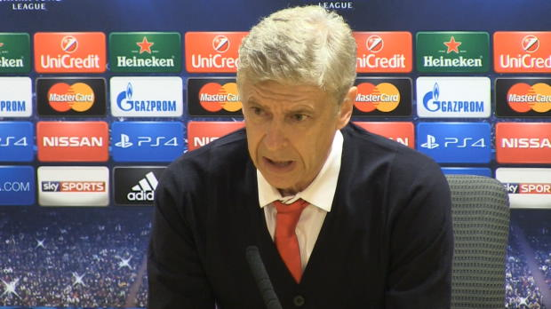 Groupe D - Wenger - 'On a toujours �t� dangereux'
