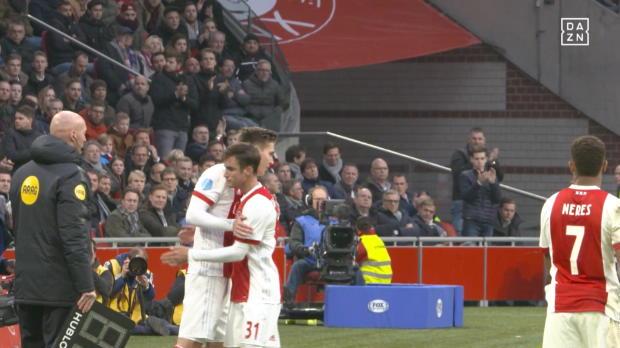 """Eredivisie: Wöber scherzt: """"Aufgabe erfüllt"""""""