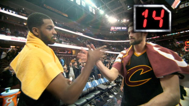 24 Seconds: Kevin Love - NBA World
