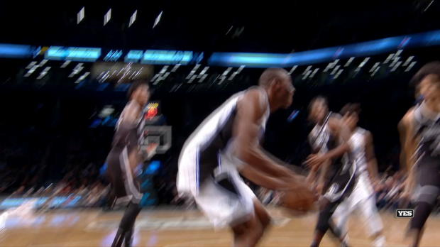 Dunk Of The Night: Bismack Biyombo