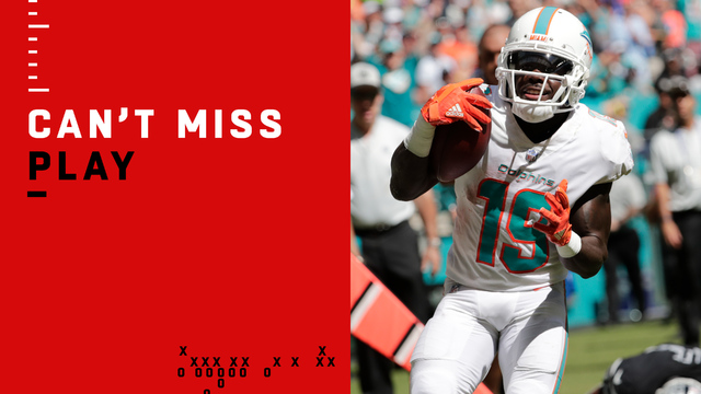 Can't-Miss Play: Dolphins unveil new trick play for 52-yard TD