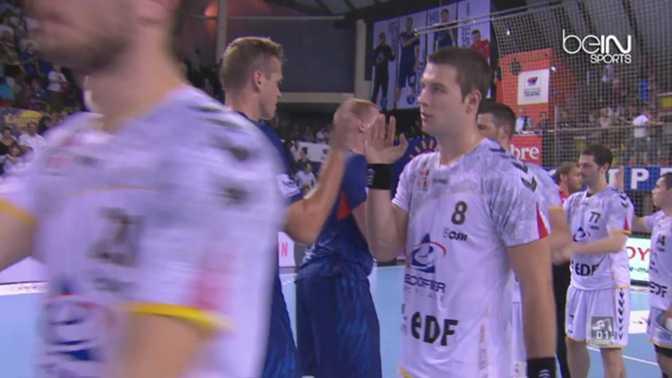 Hand - D1 : Montpellier 32-22 Chambéry