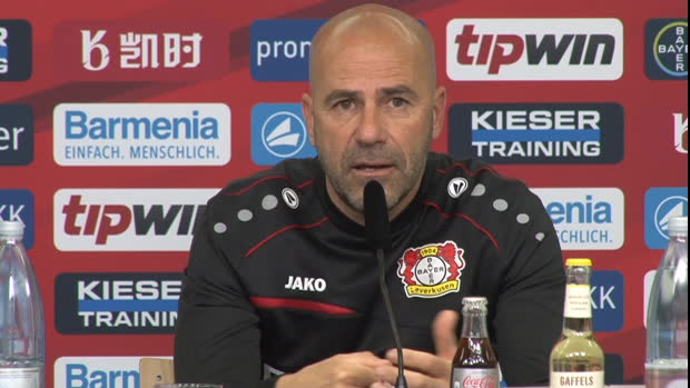 "Bosz: Ajax-Knockout ""hat mir wehgetan"""
