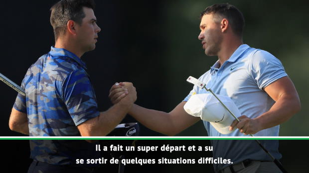 PGA Championship - Woodland - 'Je vais jouer avec agressivité'