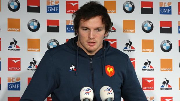 """Rugby : XV de France - Iturria - """"Si on peut les taper bien comme il faut"""""""