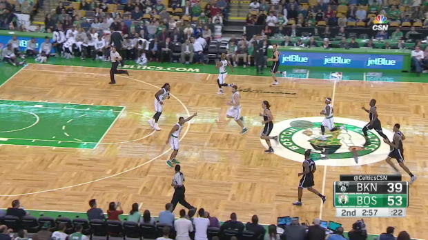 WSC: Celtics Best of Preseason