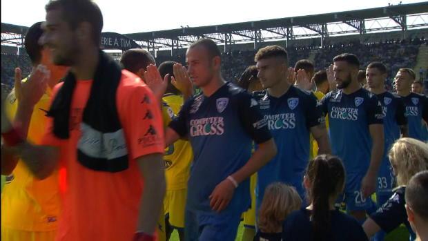 Serie A: Frosinone - Empoli | DAZN Highlights