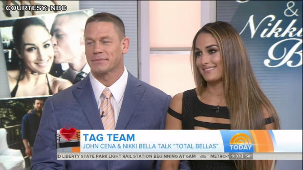 """The stars of E!'s """"Total Bellas"""" join NBC's """"TODAY"""""""