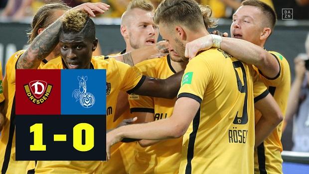 Dynamo Dresden - MSV Duisburg