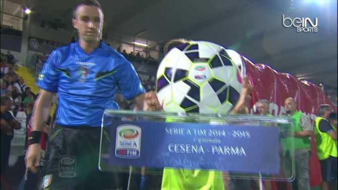 Serie A : Cesena 1-0 Parme