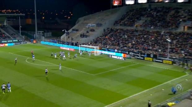 كرة قدم: الدوري الفرنسي: أنجيه 3-0 باستيا
