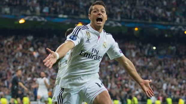 Real Madrid: Wird Chicharito bleiben?
