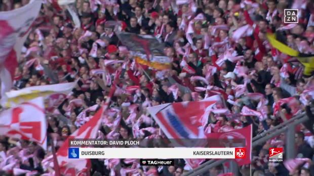 MSV Duisburg - 1. FC Kaiserslautern