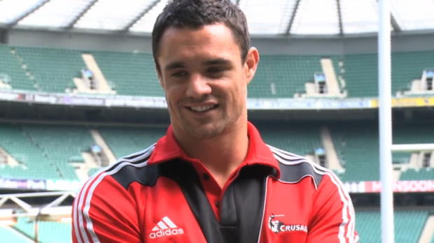 Top 14 - RM92 : Dan Carter a choisi le Top 14 !