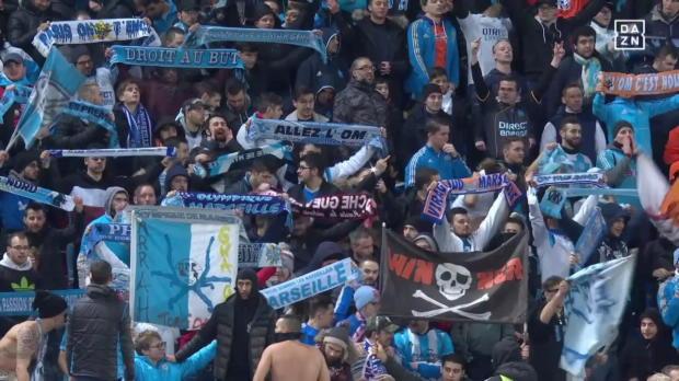 Caen - Marseille