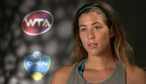 Muguruza Interview: WTA Cincinnati QF
