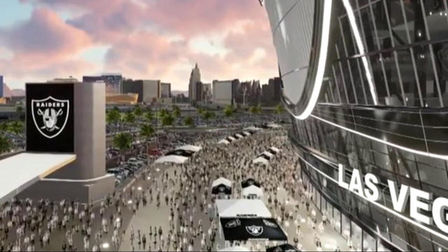 How Raiders' relocation to Las Vegas became possible