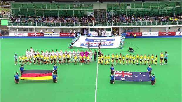 Australien - Deutschland (Herren)