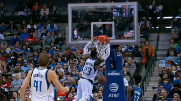 Dunk of the Night - Wesley Matthews