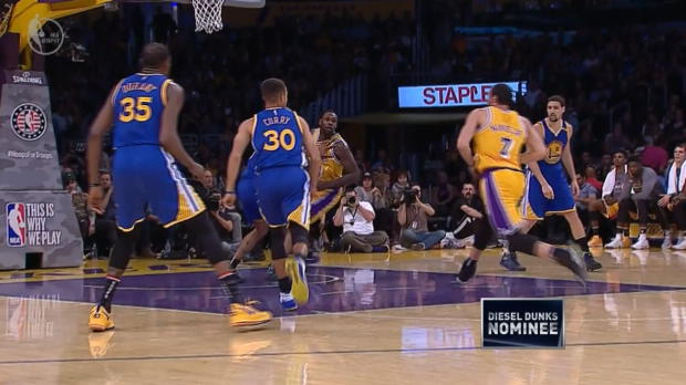 Curry-Serie endet, LA Lakers obenauf