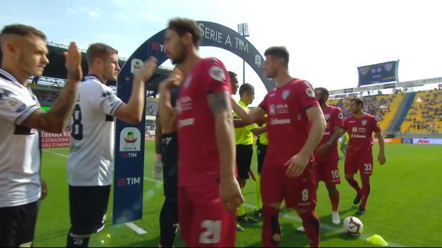 Serie A: Parma - Cagliari | DAZN Highlights