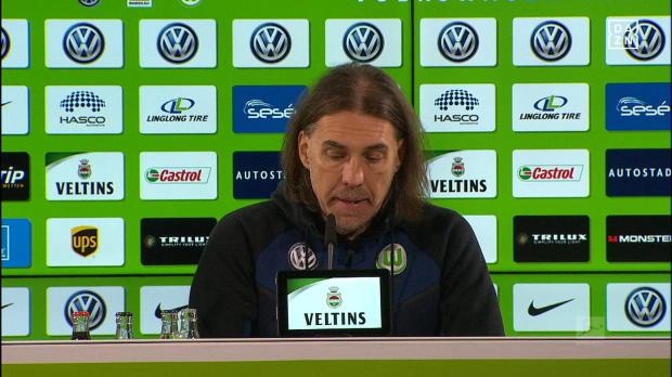 """Schmidt: """"Haben Spiel in der Offensive verloren"""""""