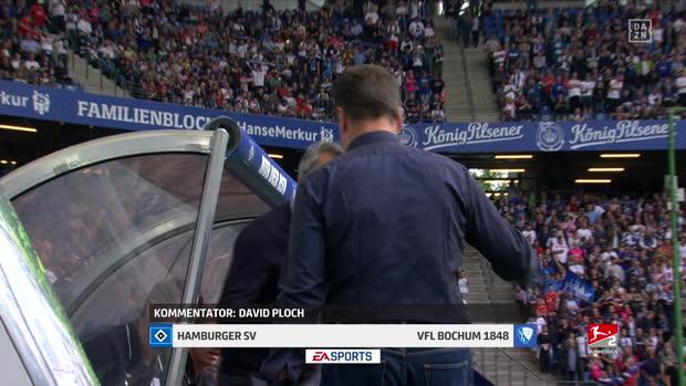 2. Bundesliga: Hamburger SV - VFL Bochum   DAZN Highlights