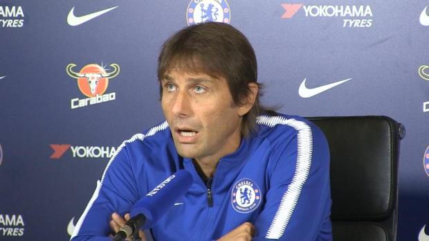 """Trotz zweier Niederlagen: Conte """"glücklich"""""""