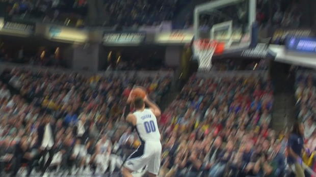 Steal of the Night: Aaron Gordon