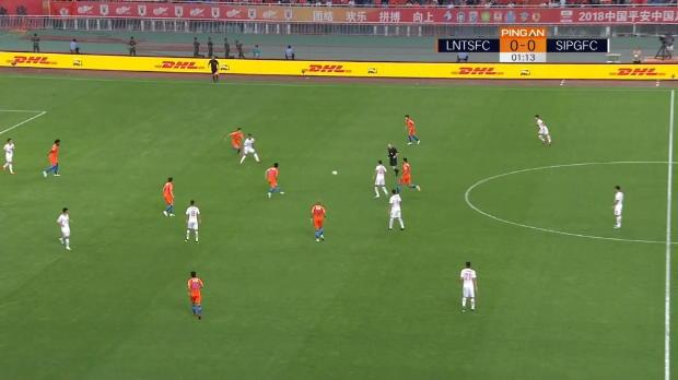 CSL: 1:1! Shanghai trotz Oscar-Treffer nur Remis