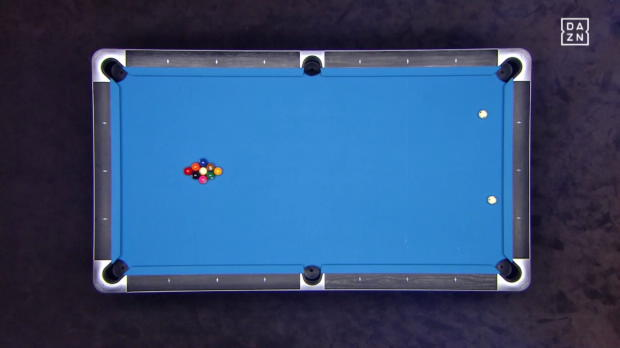 World Pool Masters, Tag 2 Nachmittag