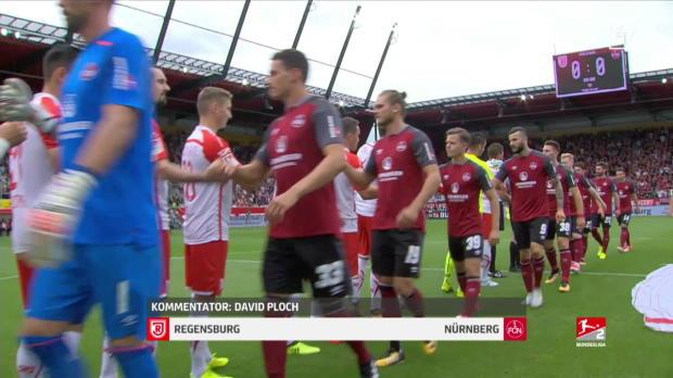 SSV Jahn Regensburg - 1. FC Nürnberg