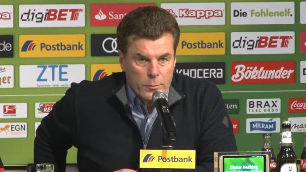 Hecking über RB, Raffael und Zeitspiel