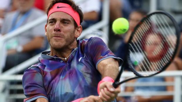 US Open: Kranker Del Potro mit Hammer-Comeback
