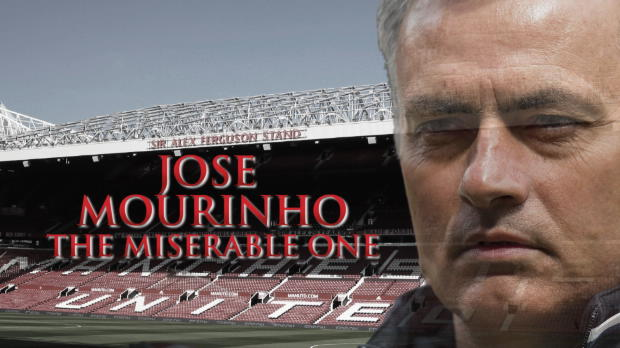 Jose Mourinho: Miserable One statt Special One