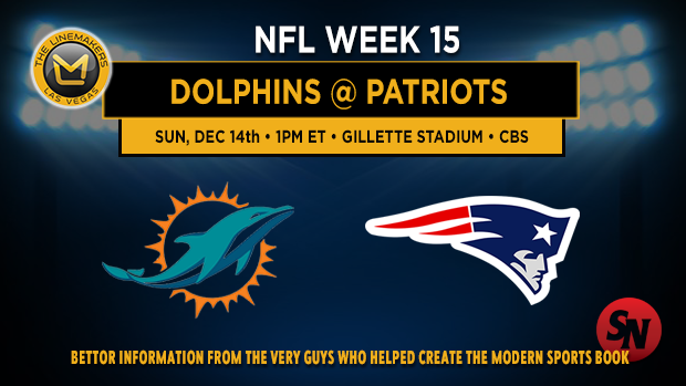 Miami Dolphins @ New England Patriots