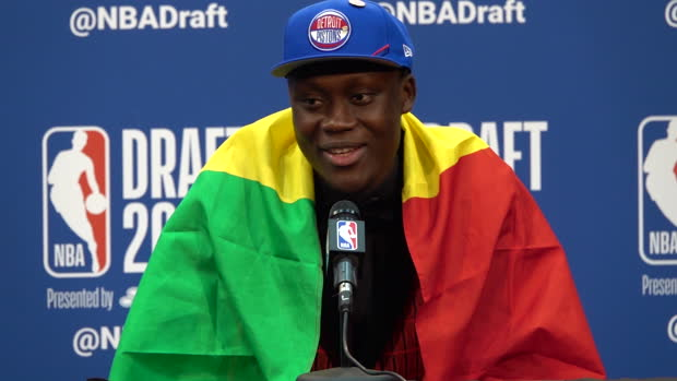 """Basket : Draft 2019 - Doumbouya - """"Le début de quelque chose"""""""