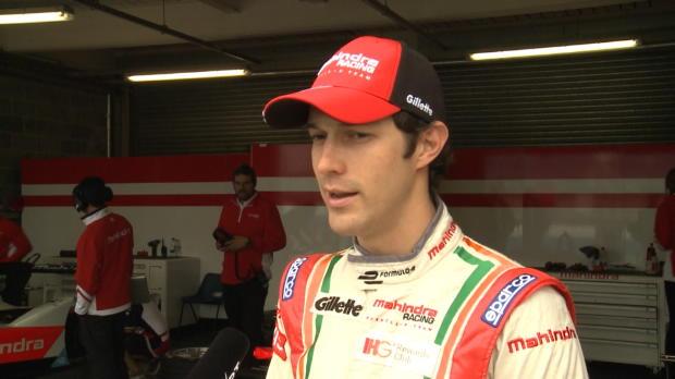 Indy Car - Senna habla sobre la muerte de Wlson en el Indy