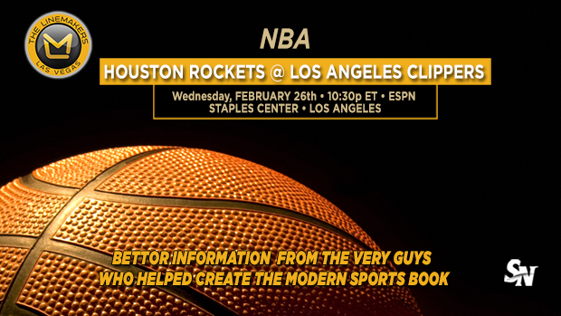 Rockets @ Clippers